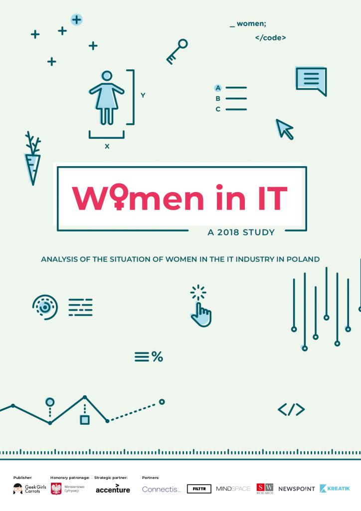 Report Women in the IT