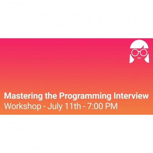 Mastering the Programming Interview #4 Zurich