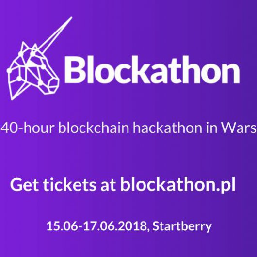 First blockchain hackathon in Poland