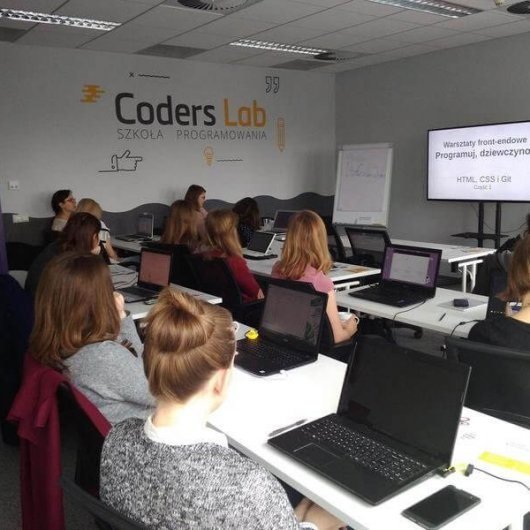 Coders Lab empowers women