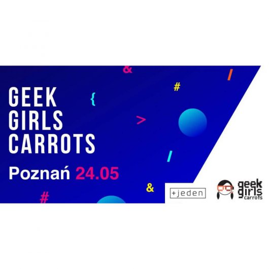 Geek Girls Carrots Poznań #55