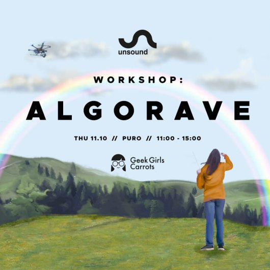 Workshop: Algorave