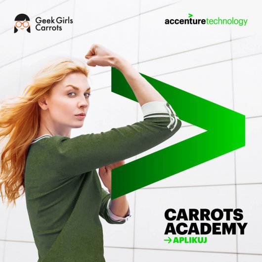 Carrots Academy powered by Accenture in Warsaw