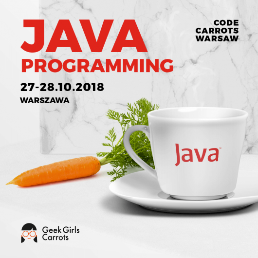 Code Carrots Warsaw: Java