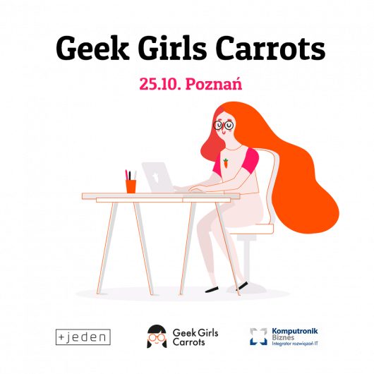 Geek Girls Carrots Poznań #57
