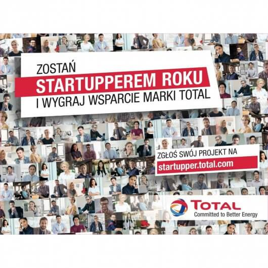 Launch of the Startupper of the Year by Total Challenge in almost 60 countries