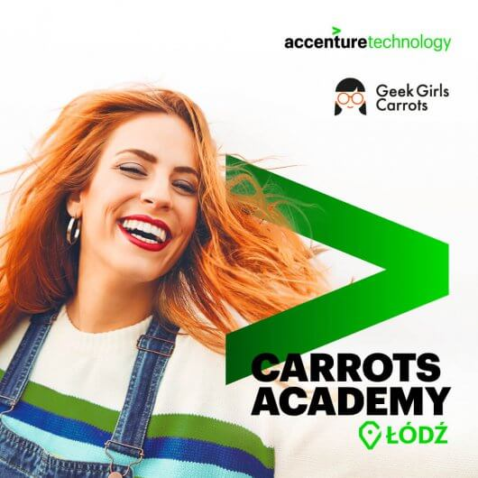 Carrots Academy Łódź powered by Accenture