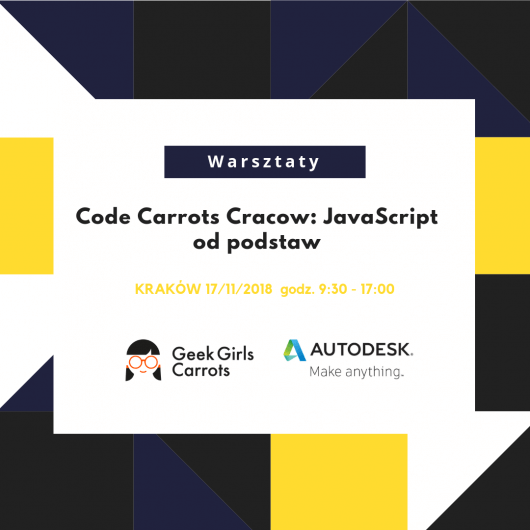 Code Carrots Cracow: JavaScript od podstaw