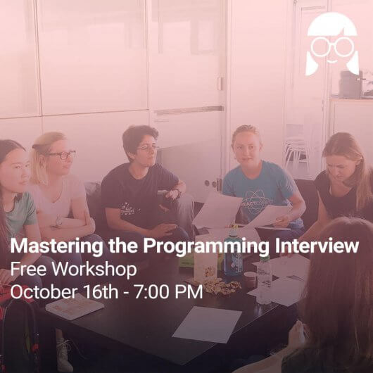 Mastering the Programming Interview #7