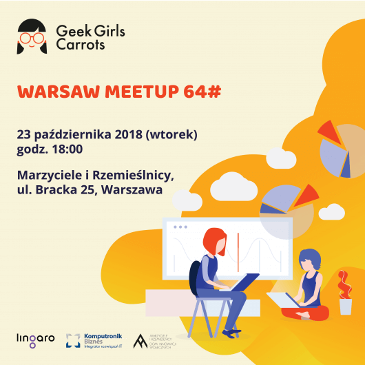 Geek Girls Carrots Warsaw #64