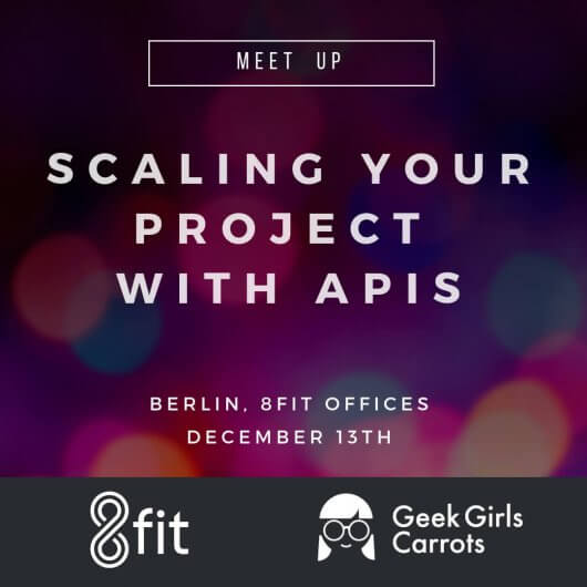 Scaling your project with APIs!