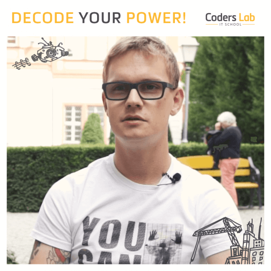 Decode Your Power – The story of Wojtek