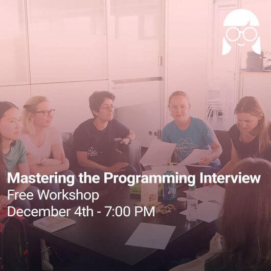 Mastering the Programming Interview #8