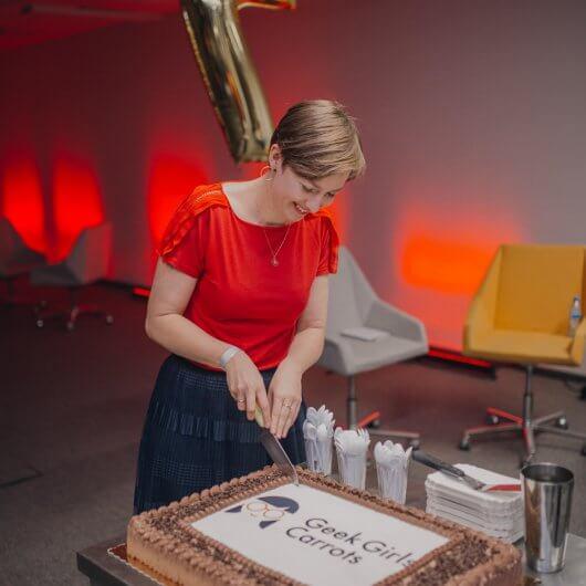 7th Geek Girls Carrots Birthday: Diversity pays off