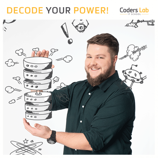 Decode Your Power – The story of Patryk