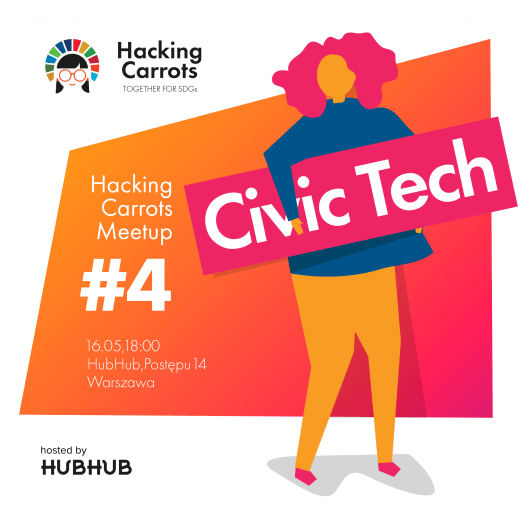 Hacking Carrots Meetup #4: Civic Tech
