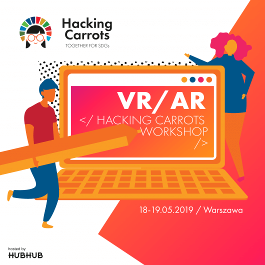 Hacking Carrots Workshop #3: UX for VR/AR
