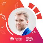 Alek Tarkowski (moderator), introduction to the panel's topic Civic Tech