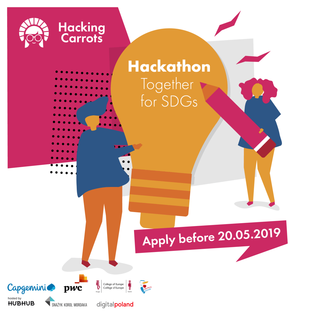 Hacking Carrots Hackathon – registration is open!