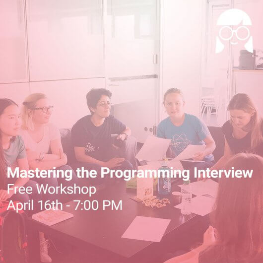 Workshop: Mastering the Programming Interview #10