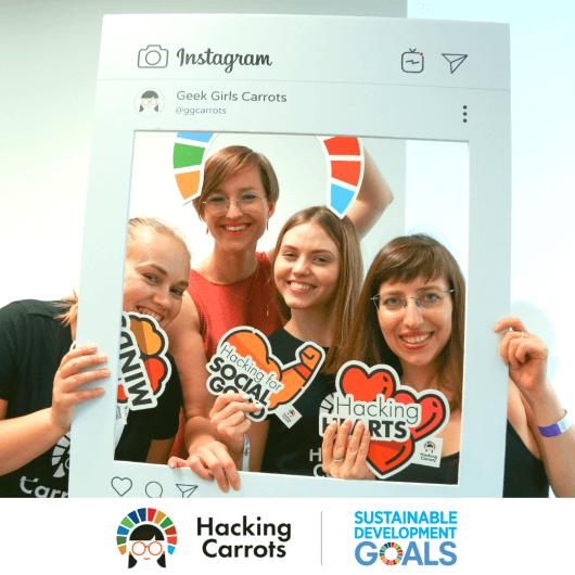 Hacking Carrots Edition I: the Social Impact