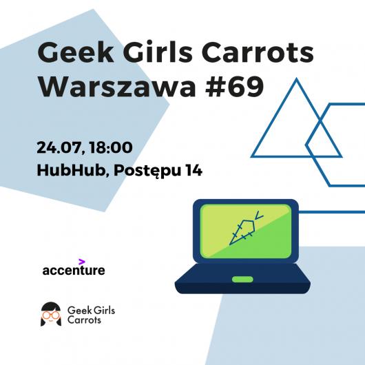 Geek Girls Carrots Warszawa #69