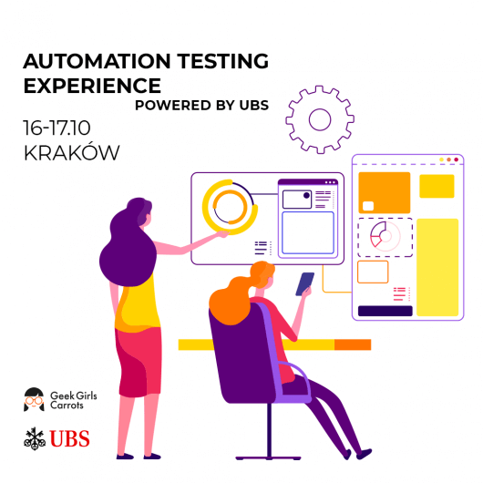 Automation Testing Experience powered by UBS