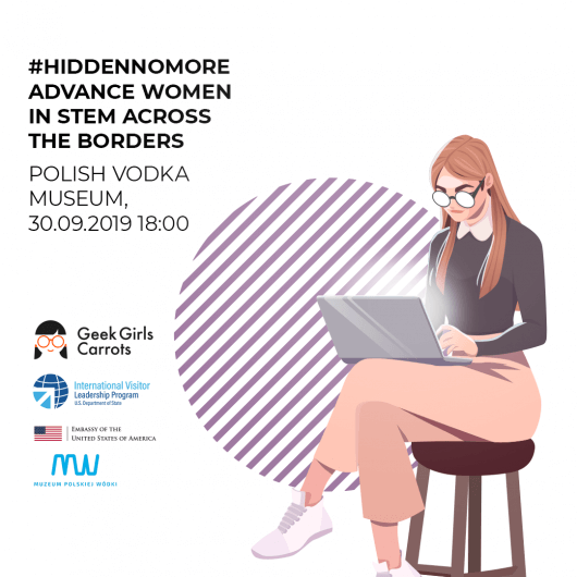 #Hiddennomore – advance women in STEM across the borders