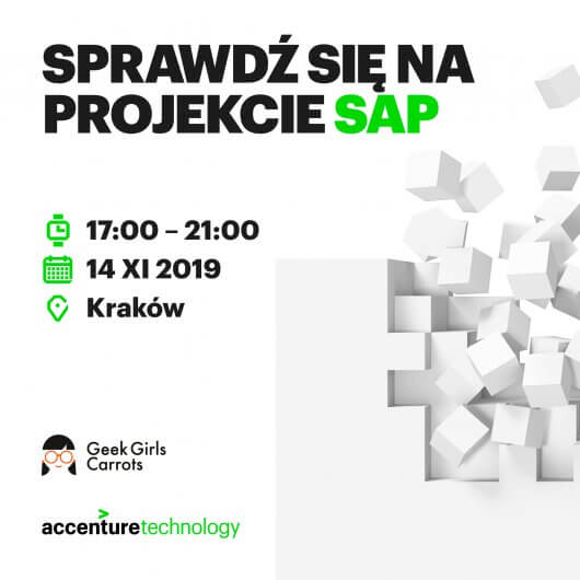 Test yourself on an SAP project! – workshop