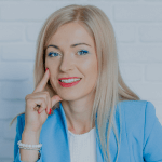 Hania Wesołowska - business analyst and author of blogs Analiza IT, Be analyst.