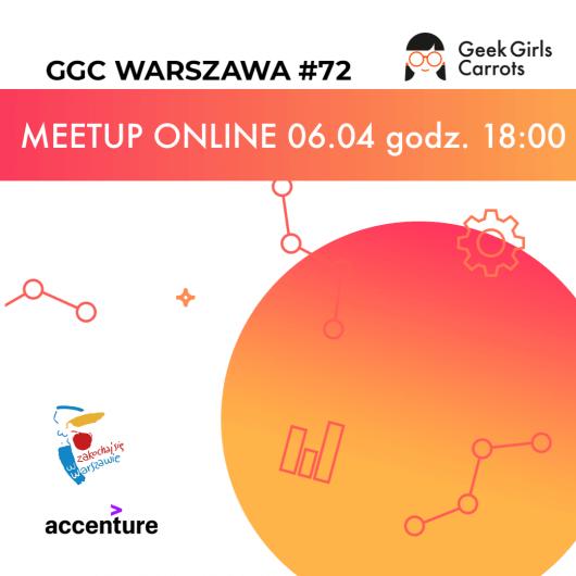 ONLINE: Geek Girls Carrots Warszawa #72