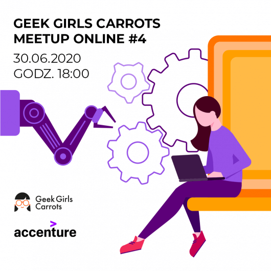 Geek Girls Carrots Meetup Online #4