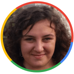 Kasia Gut, Software Engineer at Google