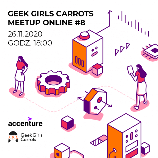 Geek Girls Carrots Meetup Online #8